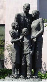 African American Monument Sm